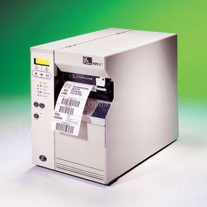 供应斑马 ZEBRA 105SL 300dpi 工业型条码打印机 热转印/热敏 标签机举报中心