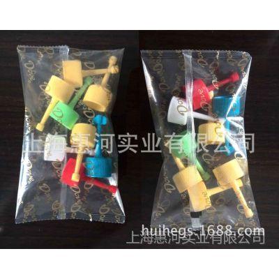 供应塑胶瓶盖子包装机,精油塑料盖包装机,滴管大头盖袋装自动包装机