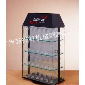 供应广州有机玻璃商业专用手表展示柜