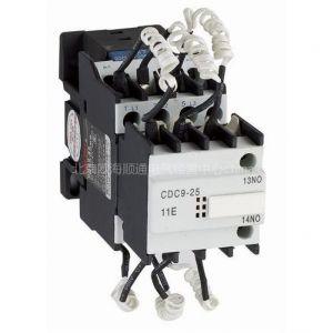 供应德力西电容式接触器 CDC9-25/11