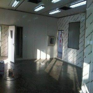 供应潍坊青州市专业承接瀚生环氧树脂自流平地坪工程