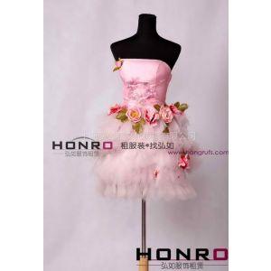 供应上海卡通人偶服装定做,旗袍礼服租借,舞蹈服装出租