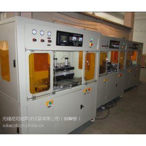 供应无锡折叠滤芯焊接全套设备
