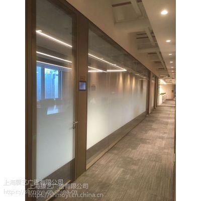 上海玻璃贴膜 公司隔断装饰膜 玻璃渐变膜宽152cm
