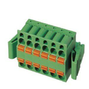 供应插拔式弹簧线路板端子-台湾町洋DINKLE原装代理