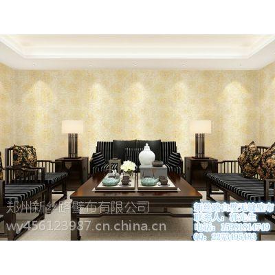 新丝路白璧无缝壁纸(13049)适用于餐厅 客厅等家装