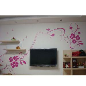 供应专业手绘墙 南昌手绘墙 电视背景墙