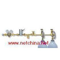 供应压缩空气汇流排(单侧,3个瓶)/ 型号:HBQ99/NZ99-1*3KQ/