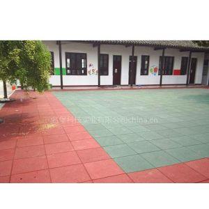 供应南京橡胶地垫、安全地垫、幼儿园地垫、塑胶地坪、健身房地垫、橡胶地垫厂家、儿童游乐场地面