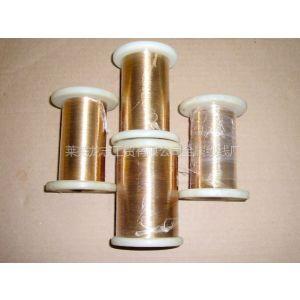 供应0.035MM铜丝纺织专用,产地山东,用于功能面料,功能护膝,及保健体育用品