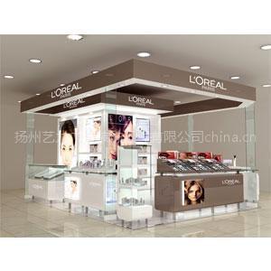 供应扬州化妆品柜 扬州化妆品展柜 扬州化妆品展示柜