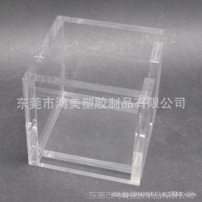 5mm高透明亚克力水晶盒 首饰盒 礼品盒