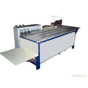 供应天益机械厂家直销TYJX-600热熔胶封底机