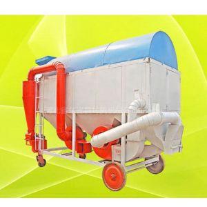 供应移动式大型除尘圆筒清理筛