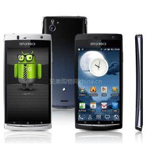 供应天星X12 安卓2.2智能手机导航 4.1寸电阻屏 双卡双待 9月份批次