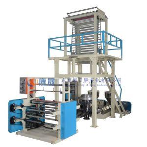 供应中小型胶袋工厂专用优质HDPE LDPE 吹膜机