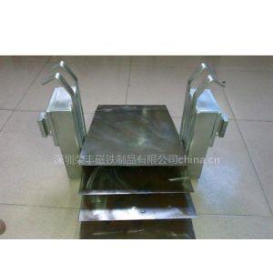 供应超强磁力座强力分张器磁力座定做圆环磁铁感应磁铁