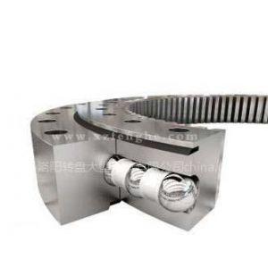 供应山东单排四点接触球式回转支承(QU、QW、QN系列)/深沟球厂家/圆柱轴承/圆锥轴承