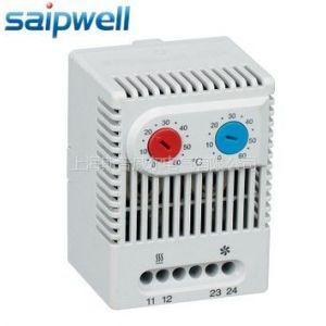供应供应加热散热两型温控器 常开常闭温控器 ZR011温控器 箱体柜内温控器