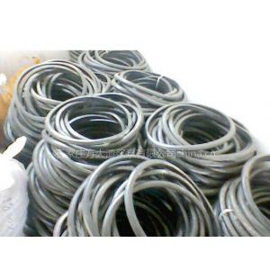 供应50千克液化气钢瓶胶圈 减震防护黑色橡胶圈 工业液化气瓶减震圈