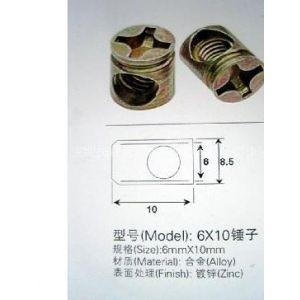 专业生产家具螺母,锤子螺母,横空螺母