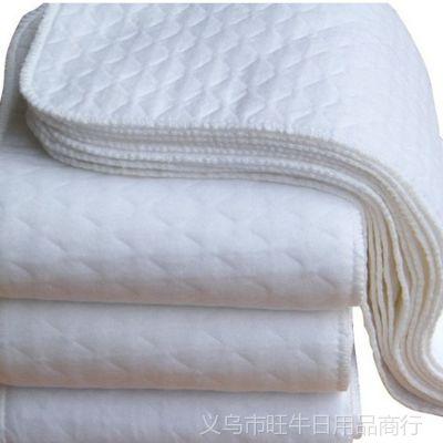 环保棉布婴儿尿布尿片儿童隔尿用品批发 宝宝生态棉尿片尿布
