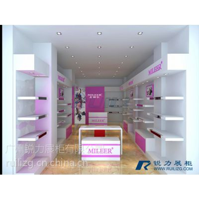 锐力展柜 品牌女鞋展示陈列柜 男鞋展柜