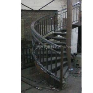 供应武汉铁艺旋转楼梯