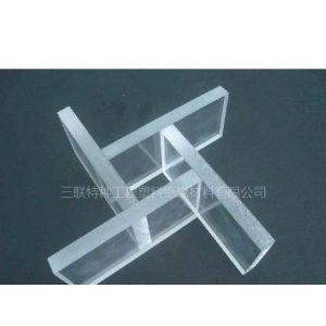 供应供应防静电PVC板--透明防静电PVC板