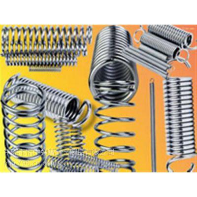 供应扁线螺旋弹簧、怡中弹簧东莞精密弹簧厂家(图)、琴钢螺旋弹簧
