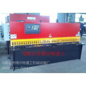 供应QC12Y-4*2500液压摆式剪板机