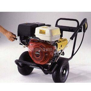 供应环卫移动式汽油高压清洗机