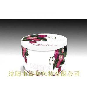 供应黑龙江草莓系列圆形蛋糕盒