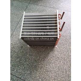 供应供应铜管铝翅片蒸发器冷凝器109,