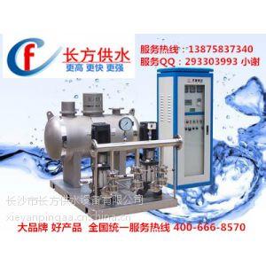 供应江西无负压供水设备精工制造