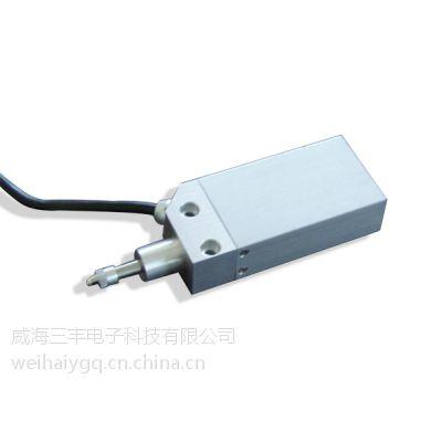 供应青岛烟台广州24V微位移传感器接PLC高精度测量使用寿命长