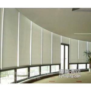 供应《西安窗帘》西安办公窗帘制作西安工程卷帘批发销售