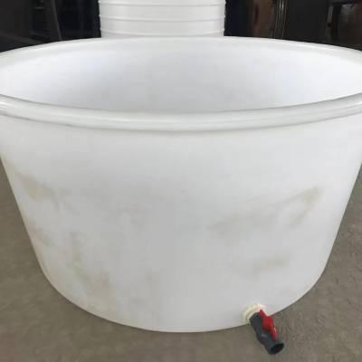 供应1吨塑料储罐/1吨HDPE腌制和水产塑料罐