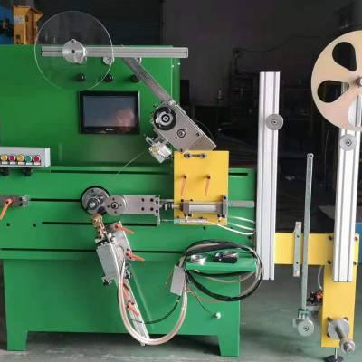 供应金属缠绕垫生产设备 自动缠绕机 金属缠绕垫片 垫片设备