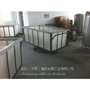 供应直销浙江上海江苏慈溪远东印染塑料周转箱纺织PE周转箱