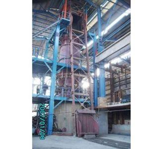 供应铜阳极残极熔化炉及预混式燃烧系统
