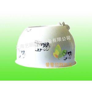 供应供应不锈钢水壶表面logo1--8色印刷加工 18601714393
