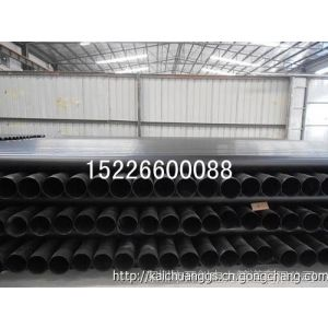 供应厂家直销热浸塑钢管DN200*5—货源充足