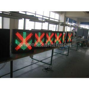 珠海交通信号灯 红绿灯 红叉绿箭指示灯