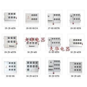 供应山西三相玻璃钢电表箱【双开门玻璃钢电表箱】