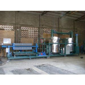 供应BMY废机油再生处理设备,内燃机油过滤