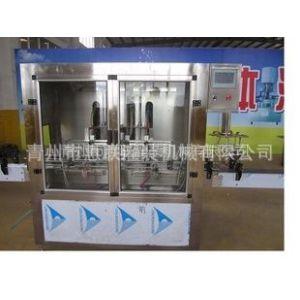 供应全自动食用油灌装机豆油灌装机