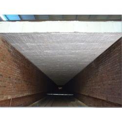 供应步进梁淬火炉耐火材料硅酸铝陶瓷纤维板设计施工