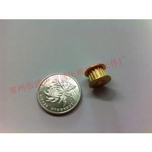 供应厂家供应 微型电机带轮 同步带轮 铜带轮 铝带轮