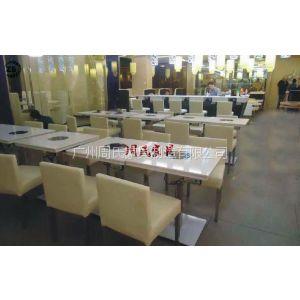 供应餐厅家具中高档餐桌椅定做价格